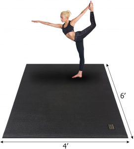 Mat used for Kinstretch